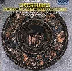 Goldmark: Overtures