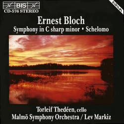 Bloch - Symphony in C sharp minor