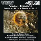 Holmboe - Symphonies No.4 & 5