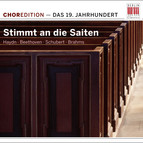 Stimmt an die Saiten (Choral Music from the 19th  Century)