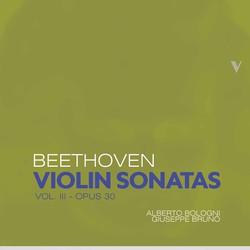 Beethoven: Violin Sonatas, Vol. 3 – Op. 30