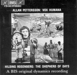 Pettersson - Vox Humana