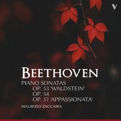 Beethoven: Piano Sonatas, Opp. 53, 54 & 57