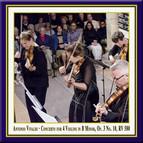 Vivaldi: Concerto for 4 Violins & Cello in B Minor, Op. 3 No. 10, RV 580 (Live)