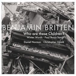 Who are these Children? - Songs