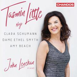 C. Schumann, Smyth & Beach: Works for Violin & Piano