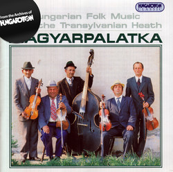 Folk Music From the Transylvanian Heath