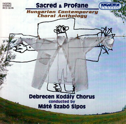 Hungarian Contemporary Choral Anthology