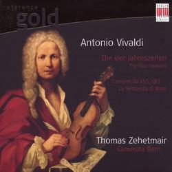 Vivaldi: 4 Seasons (The) / Violin Concertos, RV 253, 583