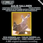 Sallinen - Variations for Orchestra