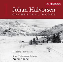 Halvorsen, J.: Orchestral Works, Vol. 1