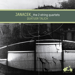 Janacek: The 2 String Quartets