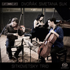 Sitkovetsky Piano Trio plays Dvořák, Smetana & Suk
