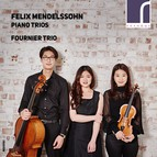 Felix Mendelssohn: Piano Trios, Opp. 49 & 66