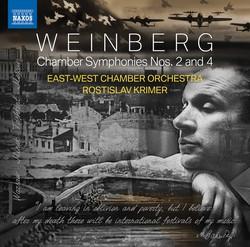 Weinberg: Chamber Symphonies Nos. 2 & 4