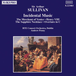 Sullivan: Merchant of Venice / Henry Viii / Sapphire Necklace