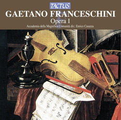 Franceschini: Opera I - Sei sonate a 2 violini e b. c.