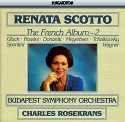 Scotto, Renata: The French Album, Vol. 2