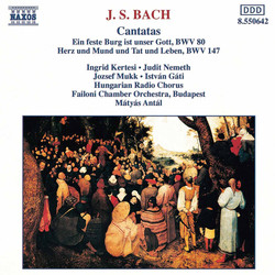 Bach, J.S.: Cantatas, Bwv 80 and 147
