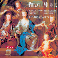 English Chamber Music In The Time Of The Stuarts