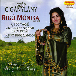 Rigo Monika: Gypsy Songs Hungarian Songs