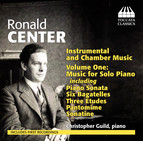 Center: Instrumental and Chamber Music, Vol. 1