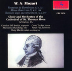 Mozart, W.A.: Vesperae Solennes De Dominica / Missa Brevis in D Major