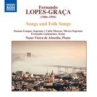 Lopes-Graça: Songs & Folk Songs