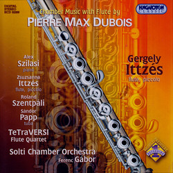 Dubois: Works for Flute