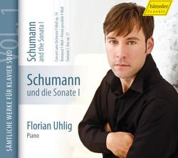 Schumann and the Sonata, Vol. 1