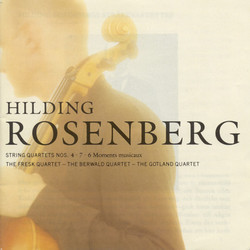 Rosenberg: String Quartet Nos. 4 and 7 / 6 Moments Musicaux
