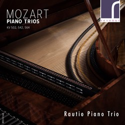 W.A. Mozart: Piano Trios, KV 502, 542 & 564