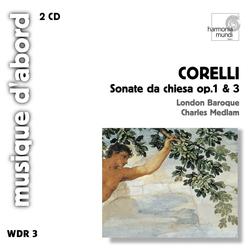 Corelli: Sonate Da Chiesa, Op. 1 & 3