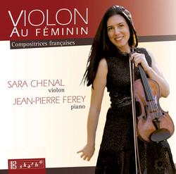 Violon au féminin: Compositrices françaises