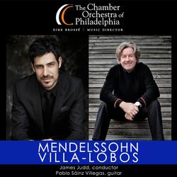 Mendelssohn & Villa-Lobos