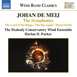 Johan de Meij: The Symphonies