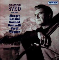 Sved, Sandor: Baritone Arias
