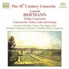 Hofmann: Violin Concertos