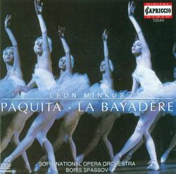 Minkus, L.: Bayadere (La) / Paquita [Ballets]