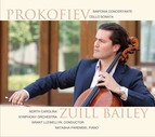 Prokofiev: Sinfonia concertante in E Minor & Cello Sonata in C Major