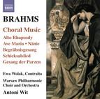 Brahms: Choral Music