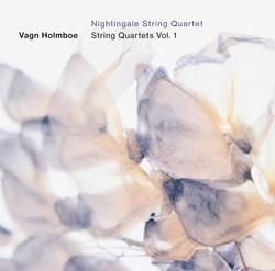 Holmboe: String Quartets, Vol. 1