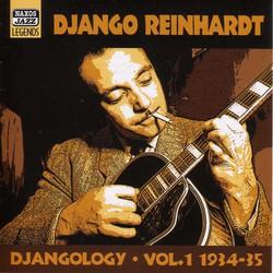Reinhardt, Django: Djangology (1934-1935)