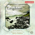 Leighton: Orchestral Music, Vol. 3