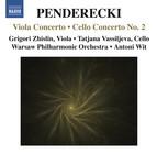 Penderecki: Viola Concerto - Cello Concerto No. 2