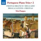 Portuguese Piano Trios, Vol. 2