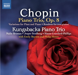 Chopin: Piano Trio - Variations for Flute