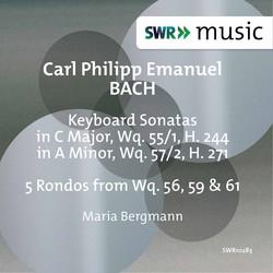 C.P.E. Bach: Keyboard Sonatas & Rondos