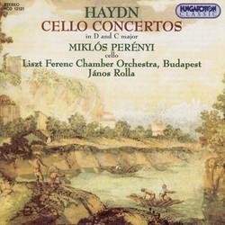 Haydn: Cello Concerto in D Major, Hob.Viib:2 / Cello Concerto in C Major, Hob.Viib:1