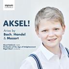 Bach, Handel, Mozart: Arias